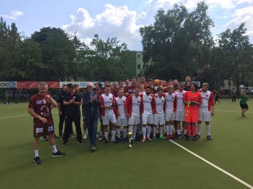 Handball-Füchse bereichern Kinder- und Sportfest -