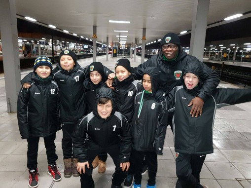U10 Turniersieger in Hannover