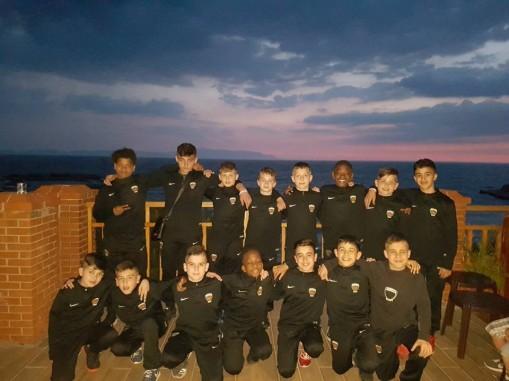 U12 beim Izmir-Cup