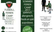 Sommer-Ferien-Camp 2017